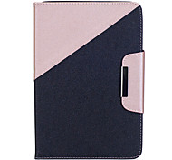 cheap -For Apple iPad mini 4 3 2 1 Case Cover The New Hit Color PU Skin Material Apple Flat Protective Shell