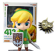 Anime Action-Figuren Inspiriert von The Legend of Zelda Akatsuki PVC 10 CM Modell Spielzeug Puppe Spielzeug