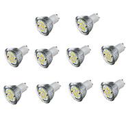 Недорогие -5 Вт. 450 lm GU10 Точечное LED освещение MR16 16 светодиоды SMD 5730 Декоративная Тёплый белый Холодный белый AC 85-265V