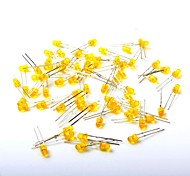 cheap -LED Light-Emitting Diode 3MM Yellow Light (1000Pcs)