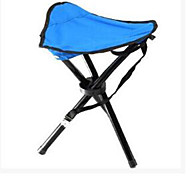 cheap -Camping Stool Collapsible Compact Stretch Satin for Fishing Outdoor