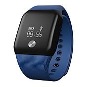 Women's Smart Watch Fashion Watch Digital Silicone Band Black White Blue Green Purple