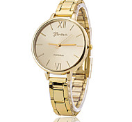 XU Women's Luxurious Elegant Quartz Alloy Steel Belt Wrist Watch Dress Watch