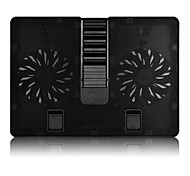 Foldable Adjustable Stand Other Laptop MacBook Laptop All-In-1 Stand with Cooling Fan Metal