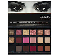 18 colors eye shadow Eyeshadow Palette Dry Eyeshadow palette Powder Set Daily Makeup