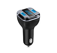 GPS Locate Tracker Car Charger Fast Charge Multi Ports US Plug 2 USB Ports Charger