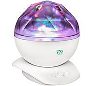abordables -YWXLIGHT® 1 pieza Sky Projector NightLight USB Control de luz Color variable