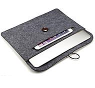 Bouchon en bois bouchon feutré pour ordinateur portable doublé avec doublure 13 pouces