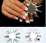 Недорогие -маникюр Мода Высокое качество Повседневные Дизайн ногтей