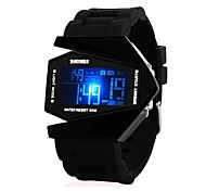 cheap -SKMEI® 0817 SKMEI Brand Fashionable Casual Men Wristwatches Digital Waterproof LED Watch Outdoor Multifunctional Student Lady Sports Watches