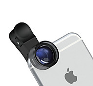 Mobile Phone Lens Long Focal Lens Aluminium Alloy 2X 60 Cell Phone Lens