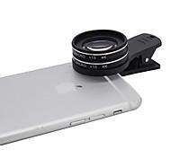 KYOTSU Phone Lens Macro Lens Aluminum 15X15X Cell Phone Camera Lenses Kit for Samsung Android  Smartphones iPhone