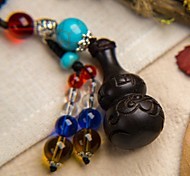 сумка / телефон / брелок шарм мультфильм игрушка деревянные сотовый телефон прелести