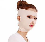 Недорогие -тонкая маска для лица для похудения лицевого массажа уменьшить двойную подбородочную морщинку тонкий ремень для лица
