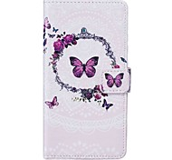 Case For Apple iPhone 7 Plus 7 Case Cover Card Holder Wallet with Stand Flip Pattern Full Body Case With Stylus Butterfly PU Leather 6s Plus 6s 5s se