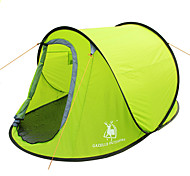 GAZELLE OUTDOORS 2 человека Световой тент Один экземляр Палатка Однокомнатная Всплывающая палатка Водонепроницаемость С защитой от ветра