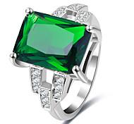 Women's Statement Rings Ring Engagement Ring Basic Unique Design Chrismas Classic Elegant Fashion Vintage Bohemian Personalized