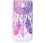 Case For Samsung Galaxy J7(2017) J5(2017) Phone Case TPU Material Wind Chimes Pattern Painted Phone Case J3(2017) J710 J510 J310 J3