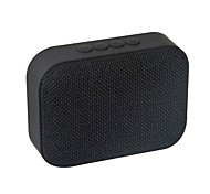 T3 Sonido ajustable V4.0 Altavoces portátiles Negro Naranja Gris