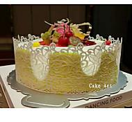 Недорогие -Маты и вкладыши для выпечки Цветы Для торта Для приготовления пищи Посуда Торты Силикон Своими руками День Благодарения День Святого