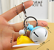 Bag / phone / keychain encanto diy jingle bell cartoon pvc metal
