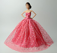 Dresses For Barbie Doll Dresses For Girl's Doll Toy