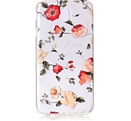 Case For Samsung Galaxy J7(2017) J5(2017) Phone Case TPU Material Morning Glory Pattern Painted Phone Case J3(2017) J710 J510 J310 J3