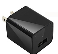 cheap -Mini Camera 1080P HD Motion Activated USB Wall Plug Adapter Home Security Nanny Camera Adapter For 32GB