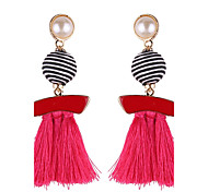 cheap -Women's Drop Earrings Jewelry Pink Pearl Irregular Jewelry Birthday Graduation Other Gift Daily Casual Evening Party Office & Career