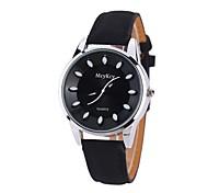 cheap -Women's Quartz Wrist Watch Chinese Imitation Diamond PU Band Charm Casual Simulated Diamond Watch Unique Creative Watch Dress Watch