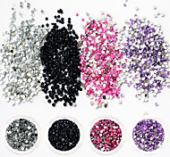 cheap -1pcs Glitter / Novelty Jewelry / Rhinestones Glitters / Crystal / Artistic Lovely Daily
