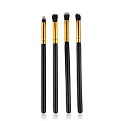 cheap -YZIMENG® 4pcs Makeup Brush Set Eyeshadow/Brow/Eyeliner/Eyelash Synthetic Hair Cosmetic Beauty Care Makeup for Eyes
