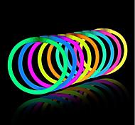 Недорогие -световые игрушки свечение палочки браслеты смешанные цвета партия способствует поставок (трубка 20)