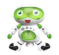 cheap -RC Robot LZ444-6 Kids' Electronics ABS Singing Dancing Walking Talking Multi-function Remote Control