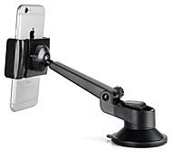 Автомобиль Мобильный телефон держатель стенд Воздухозаборная решетка Переднее лобовое стекло Универсальный Тип купулы Держатель