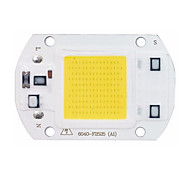 cheap -1pc COB 220-240V Luminous LED Chip Aluminum for DIY LED Flood Light Spotlight 30W