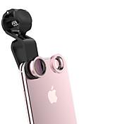 объектив мобильного телефона qadou 10x макрообъектив 120 широкоугольный объектив из алюминиевого сплава для мобильного телефона android