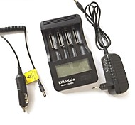 Original Battery Liitokala Lii-400 Battery Four Slot Multifunctional