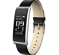 Недорогие -hhy новые c9 умные браслеты для измерения сердечного ритма сообщение толчок водонепроницаемый бизнес спортивный браслет android ios