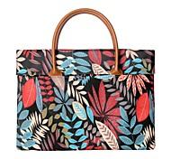 сумки для macbook pro 15-дюймовые цветковые нейлоновые материалы& mac bags& матовые рукава