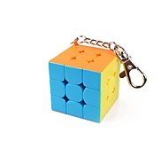 Недорогие -Кубик рубик Мини 3*3*3 Спидкуб Кубики-головоломки Устройства для снятия стресса головоломка Куб ABS Квадратный Подарок