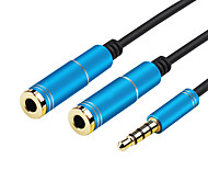 preiswerte -3,5 mm Audio Jack 3,5 mm Audio Jack to 3,5 mm Audio Jack 0,28 m (0.9Ft)