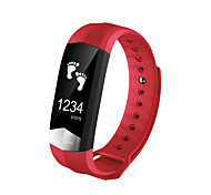 GM3 Smart Heart Rate Monitoring Wristband ECG Display Pedometer Blood Pressure Fitness Management