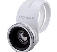 MOMAX Smartphone Camera Lenses 0.6X Wide Angle Lens 15X Macro Lens  for ipad iphone Huawei xiaomi samsung