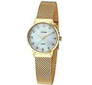 Women's Kid's Fashion Watch Wrist watch Simulated Diamond Watch Japanese Quartz Chronograph Water Resistant / Water Proof Luminous