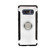 Hülle Für Samsung Galaxy Note 8 mit Halterung Rückseitenabdeckung Rüstung Hart TPU für Note 8