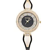 Жен. Детские Модные часы Наручные часы Часы-браслет Уникальный творческий часы Часы Дерево Китайский Кварцевый Защита от влаги