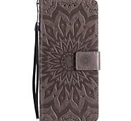 Hülle Für Samsung Galaxy Note 8 Note 5 Geldbeutel Kreditkartenfächer mit Halterung Flipbare Hülle Geprägt Handyhülle für das ganze Handy