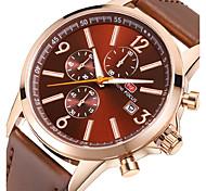 Per uomo Creativo unico orologio Orologio casual Orologio sportivo Orologio alla moda Orologio da polso Giapponese Quarzo Cronografo