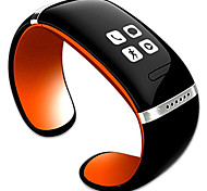 cheap -Trendy Style L12S OLED Bluetooth Bracelet Watch Display Music Player/Anti - lost Function